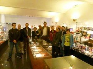 Wiener Zauberklub im Zauberkasten Museum