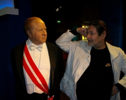 JIMMY BIX MADAME TUSSAUDS
