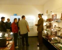 Führung durchs Zauberkasten Museum